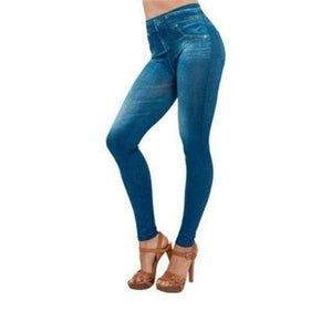 Gadgets d'Eve Bleu / S JYNY™ - Jeggings A mincissants