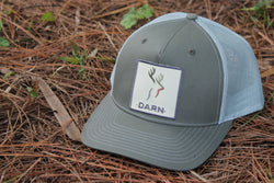 Deer Hat Gray