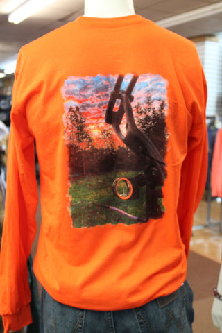 Bow Hunter Long Sleeve T-shirt