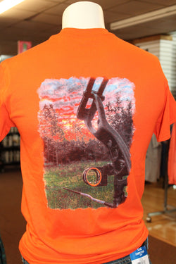 Bow Hunter Short Sleeve tshirt