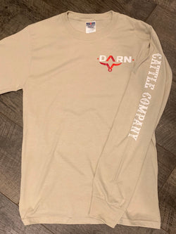 Bullhead Tan Long Sleeve