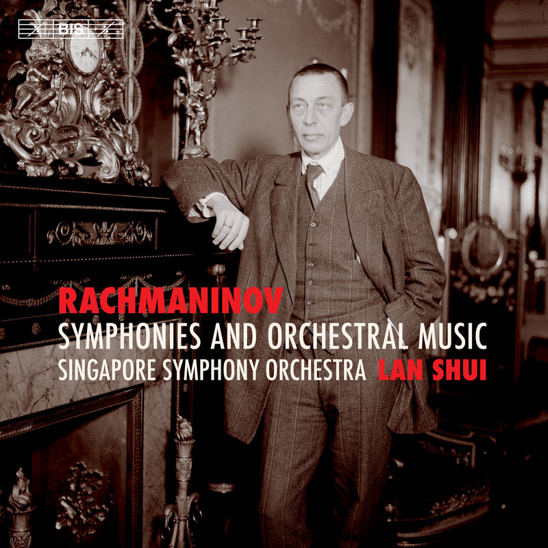 Record Review: Rachmaninov Symphonies and Orchestral Music - Singapore Symphony Orchestra