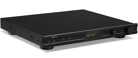 Parasound NewClassic 200 Pre | Parasound UK | Parasound at Expressive Audio, Lincolnshire Hifi Experts