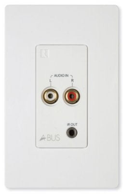 Russound A-LC3 Local Source Input for A-BUS Systems in White