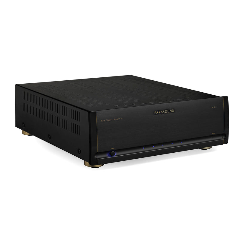 Parasound Halo A52+ 5 Channel Power Amplifier