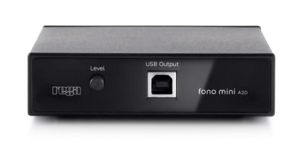 Rega Fono Mini A2D USB Phono Stage