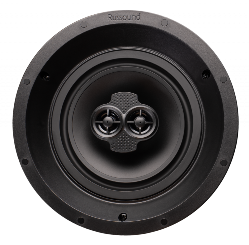"Russound IC-610T 6.5"" Single Point Stereo In-Ceiling Loudspeaker (Single)"