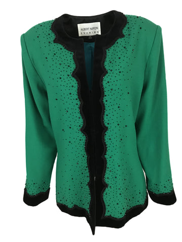 Green with Envy jacket
