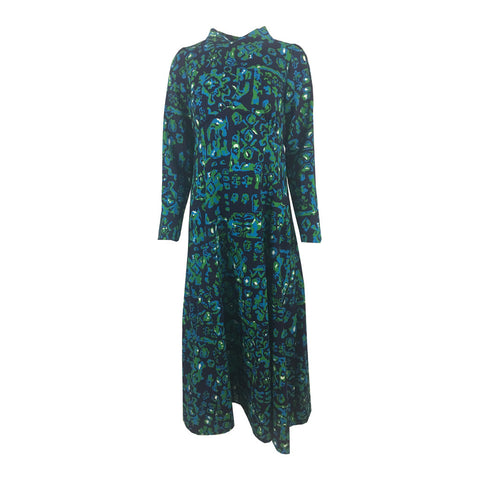 Blue Lagoon dress