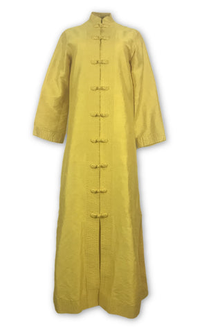Citron Coat Dress