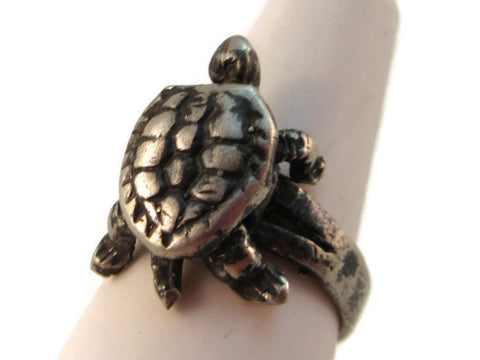 Tippy Turtle ring