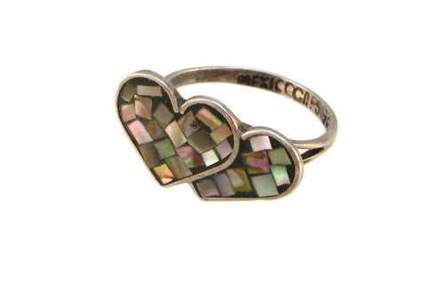 Key to my heart ring