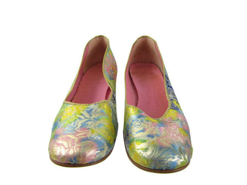 Pastel Parade shoes