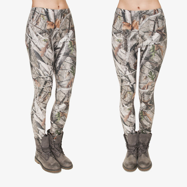 CAMO TREES Leggings