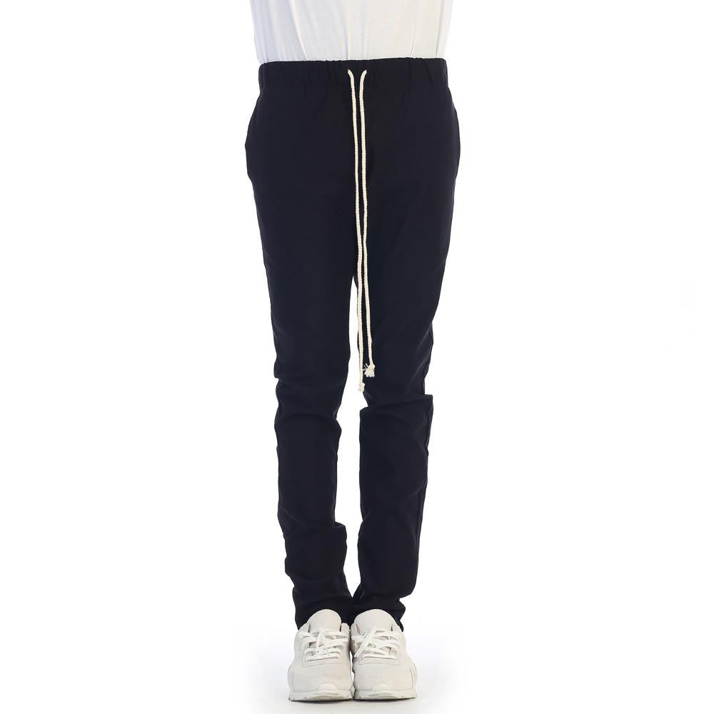 ZIPPERED BREAK BEAT PANTS