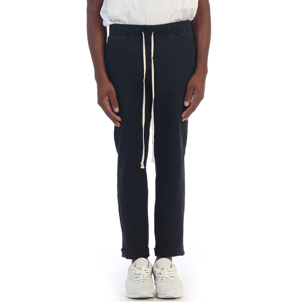 Washed Skater Pants - Washed Black