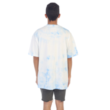 UNEVEN WASHED BOX TEE