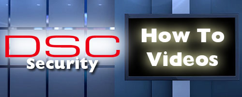 DSC Security How To Videos