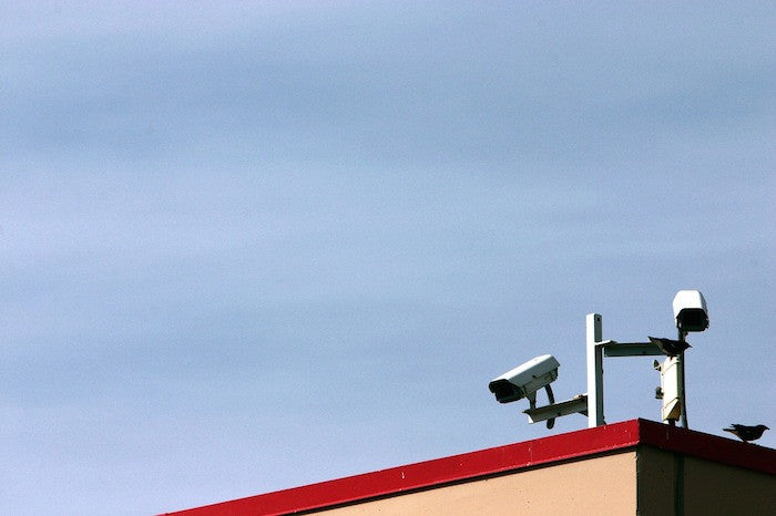 The indispensable surveillance camera