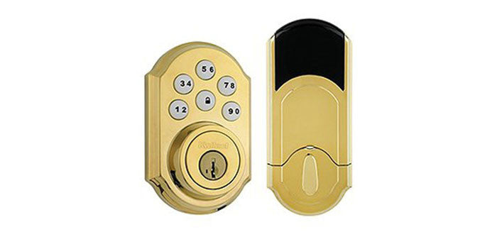 Traditional Smartcode Z-Wave Deadbolt