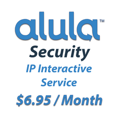 Alula security ip interactive service