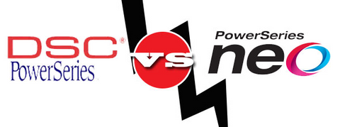 dsc powerseries vs neo