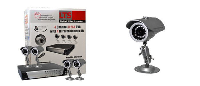 install surveillance camera systems