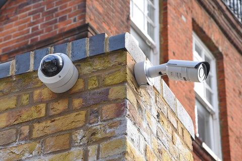 home security components security cameras
