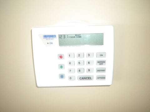 keypads home security components and parts