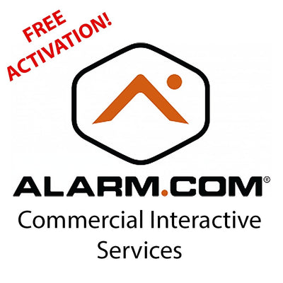 Alarm.com Interactive Commercial Services (Annual Plans)