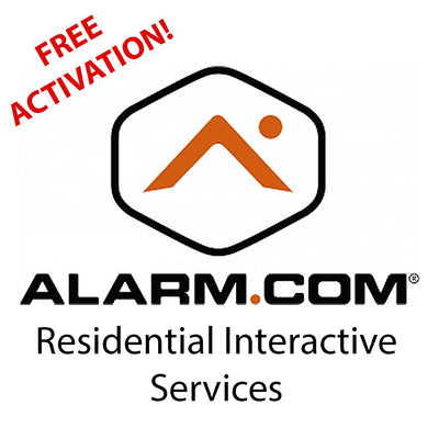 Alarm.com Interactive Residential Services (Annual Plans)