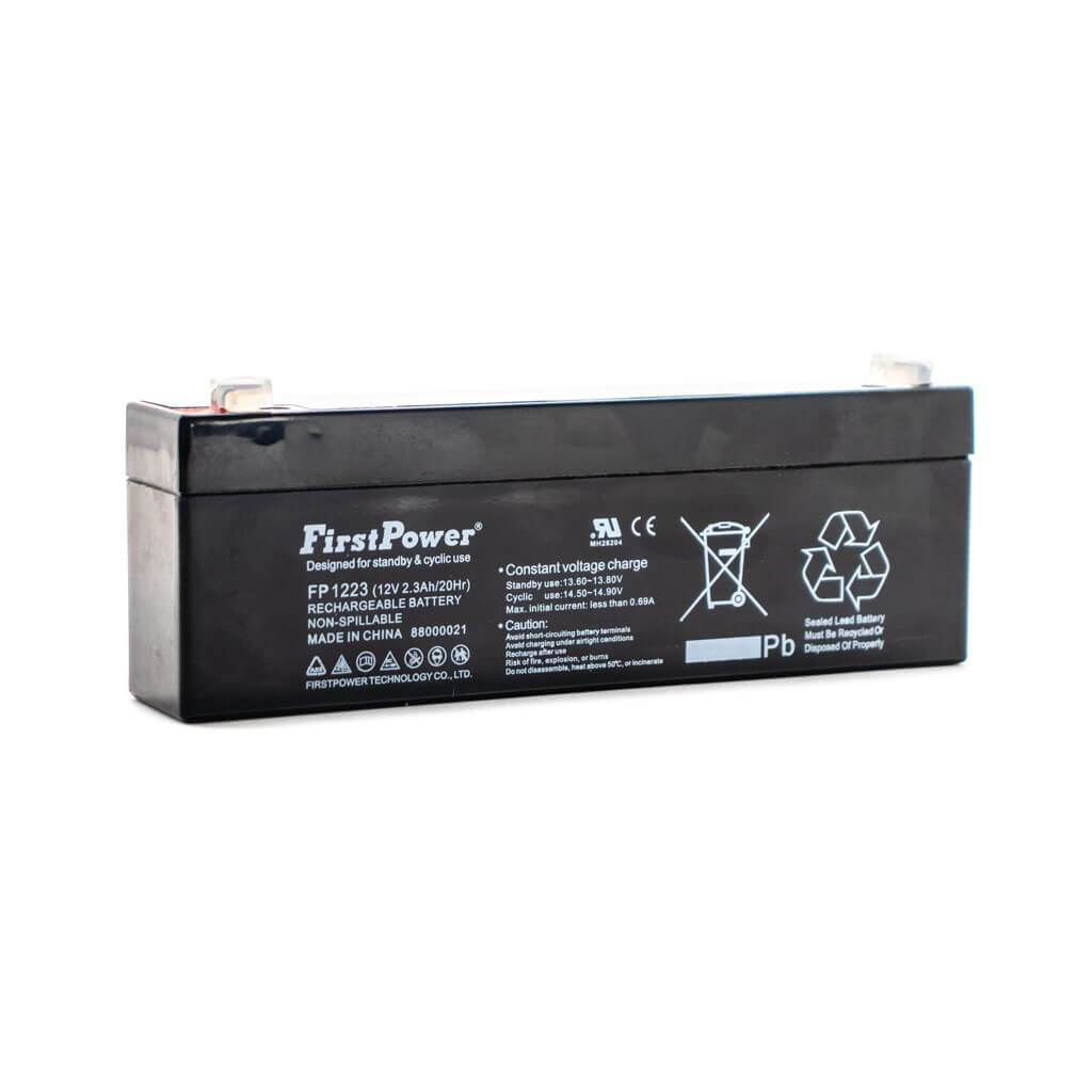 DSC-BD2312 System Backup Battery For Alexor Systems (12 volt, 2.3 aH)
