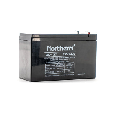 DSC BD712 System Backup Battery (12 volt 7 amp)