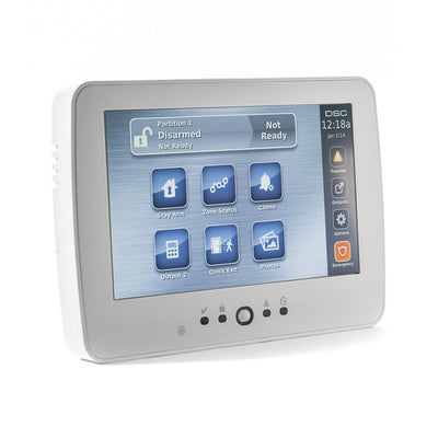 DSC HS2TCHP NEO Touch Screen Keypad