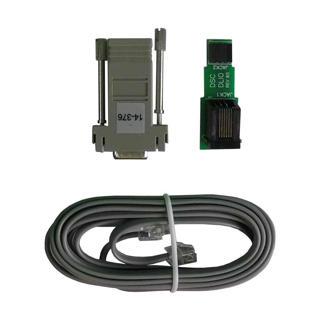 DSC PCLINKSCW Programming Serial Cable