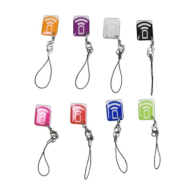 DSC PowerSeries MPT8PK (Package of 8) PowerG 915Mhz Mini Wireless Proximity Tags.