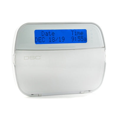 DSC PowerSeries NEO HS2LCDWF9ENG Wireless Alpha-Numeric LCD PowerG 2-Way Keypad w/ English function keys