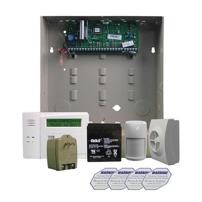 Honeywell Vista 20P 6160RF alarm system kit