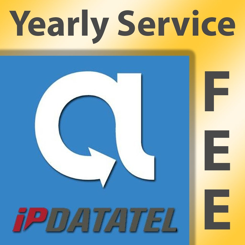IPDatatel CDMA/BAT First Year Service Fee
