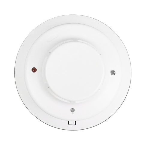 System Sensor 4WT-B Four Wire Smoke Detector With Built-In Heat Sensor