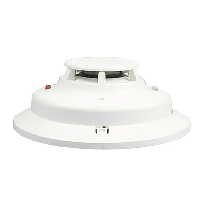 System Sensor 4WTA-B Four Wire Smoke Detector With Built-In 135 Degree Fixed Heat Sensor & Sounder