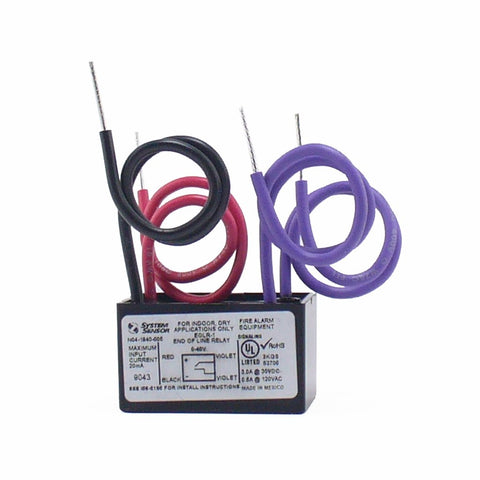 System Sensor SYS-EOLR1 Power Supervision Module For 4 Wire Smokes
