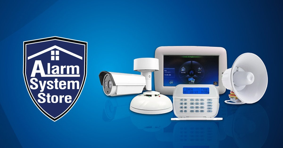 Alarm System Store Diy Security Equipment For Home Business