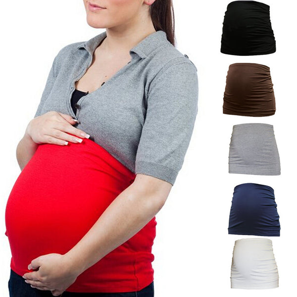Newly Arrival Trendy Maternity Pregnancy Support Belly Band Pregnant Postpartum Corset Belly Belt WF-9335