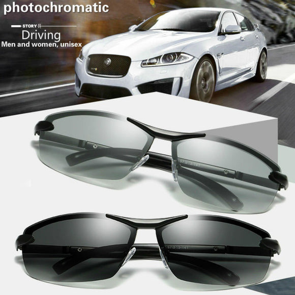 New Arriving Mens Sunglasses Polarized Lens Transition Photochromatic - Soromade Harley Davidson parts