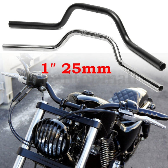 1inch 25mm Motorcycle Handlebar Drag Bar For Harley Davidson Sportster 883 1200 - Soromade Harley Davidson parts
