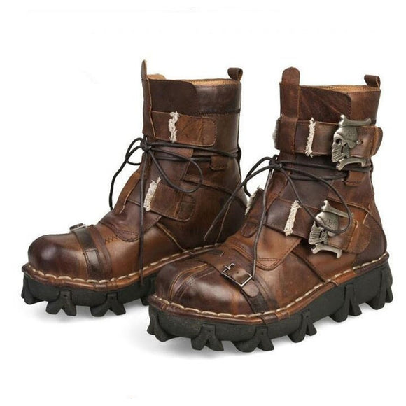 Hottest boots ever leather comfortable hand made - Soromade Harley Davidson parts
