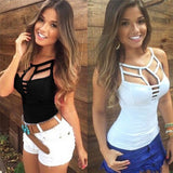 Sexy Women Summer Vest Top Sleeveless Blouse Casual Tank Tops T Shirt Better SS - Soromade Harley Davidson parts