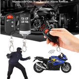 Professional Waterproof Anti-theft Motorcycle Alarm System - Soromade Harley Davidson parts