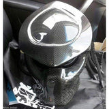 limited edition  INSANE carbon fiber Predator  Full face helmet Safety Certification DOT - Soromade Cycles
